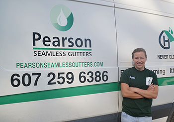 Contact Pearson Seamless Gutters